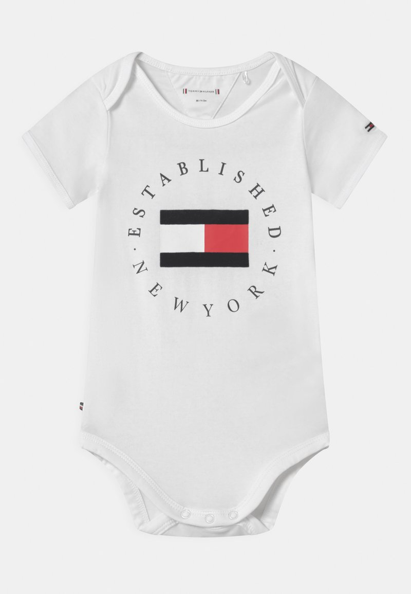 Tommy Hilfiger - BABY ESTABLISHED  - Body - white