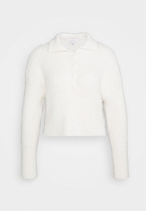 FLUFFY - Jumper - ivory