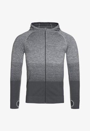 Sports jacket - light grey transition