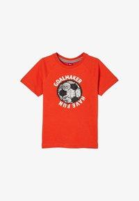 s.Oliver - T-shirt con stampa - dark orange - 0