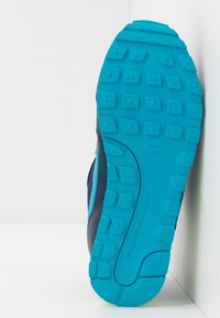 Nike Sportswear - MD RUNNER 2 BPV - Trainers - midnight navy/laser blue/lemon/white - 5