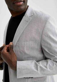 DeFacto - SLIM FIT - Blazer jacket - grey - 5