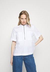 edc by Esprit - CORE BEST - Blouse - white - 0