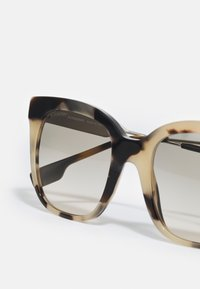 Burberry - Sunglasses - spotted brown - 4