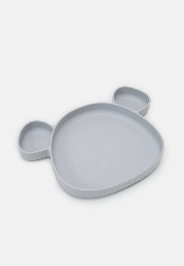 SECTION PLATE LITTLE CHUMS MOUSE UNISEX - Other accessories - grey