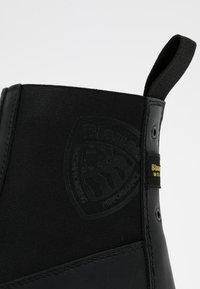 Blauer - GUANTAMO - Classic ankle boots - black - 3