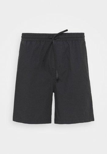 SORT - Shorts - dark grey