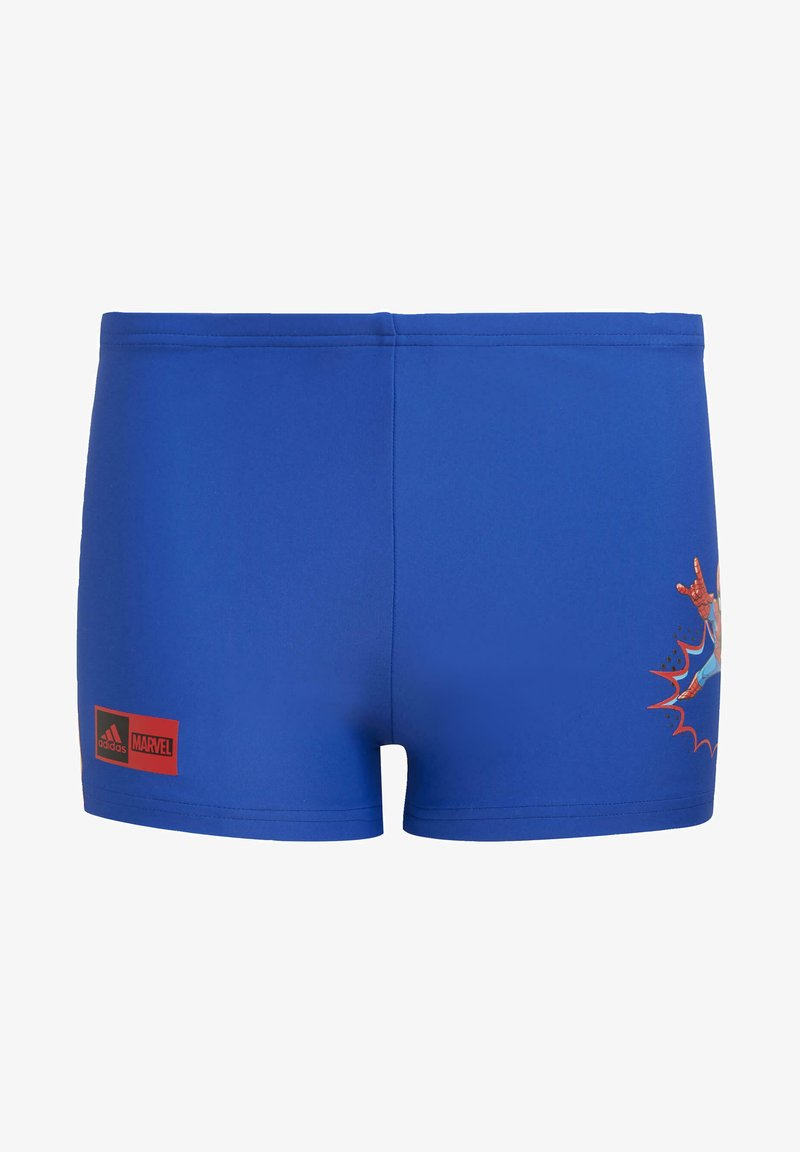 adidas Performance - MARVEL  - Swimming shorts - blue