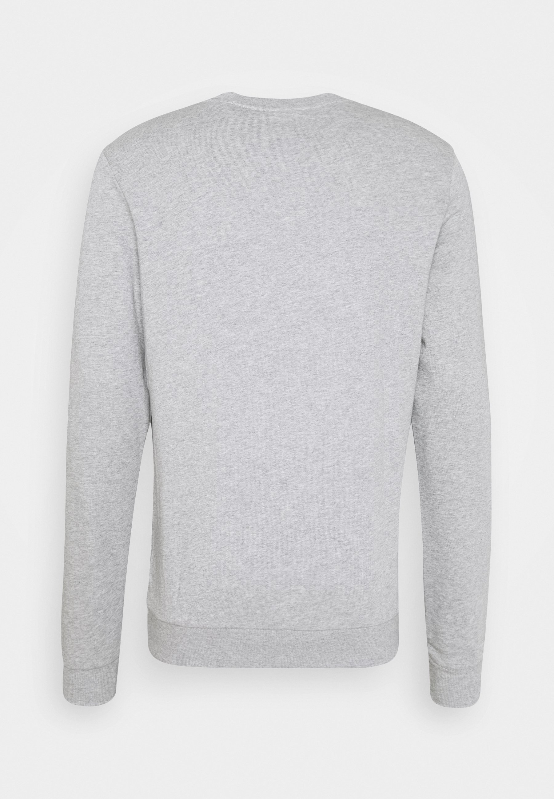 Knowledge Cotton Apparel Sweatshirt - grey melange