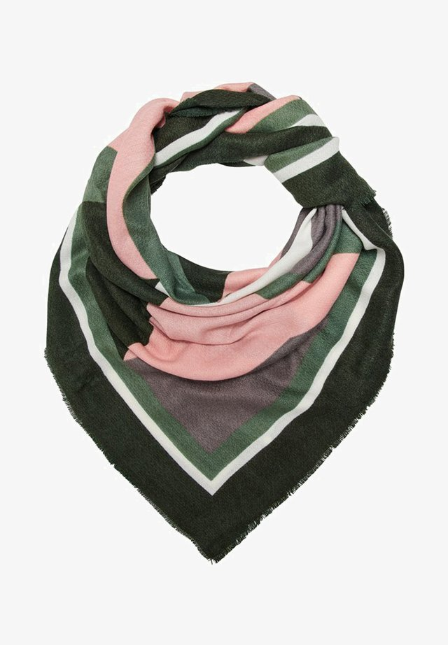 Foulard - hedge green