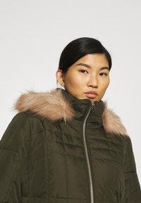 Calvin Klein - ESSENTIAL  - Winter jacket - dark olive - 4