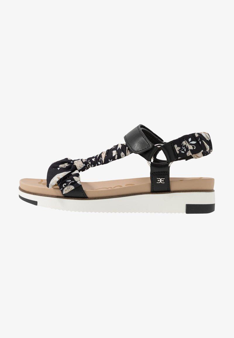 Sam Edelman - ASHIE - Sandály na platformě - black/multicolor