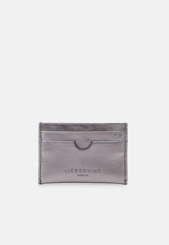 BASICM - Wallet - silver lead