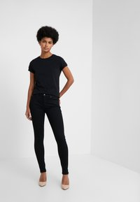 HUGO - CHARLIE - Jeans Skinny Fit - black - 1