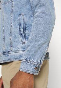 Redefined Rebel - MARC JACKET - Denim jacket - light blue - 6