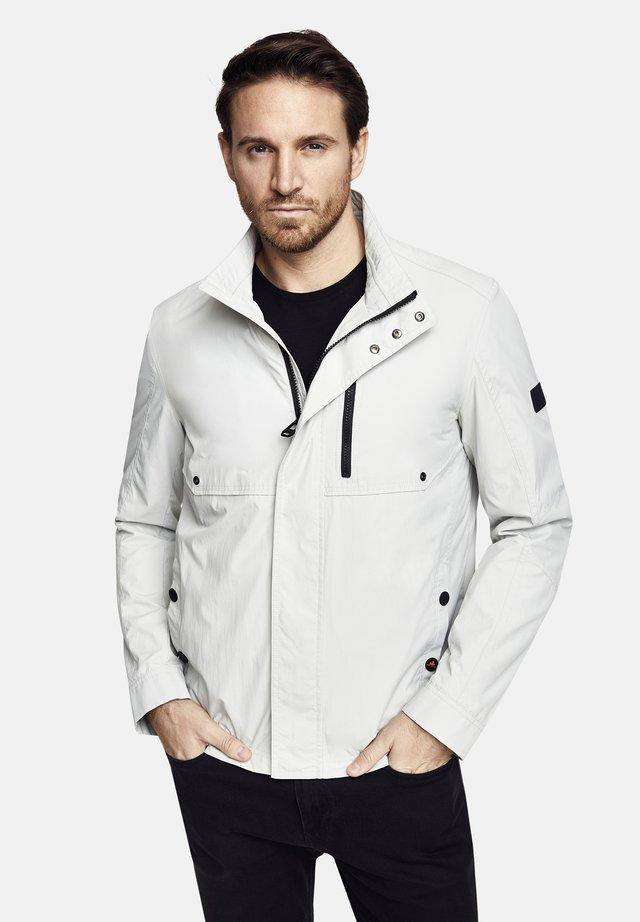 Light jacket - greige