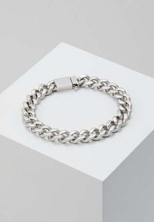 KICKBACK - Bracelet - silver-coloured