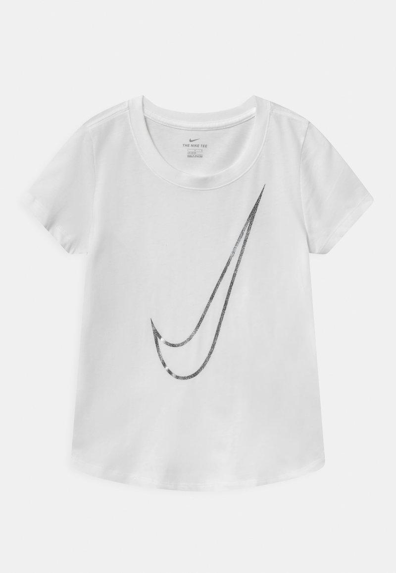 Nike Sportswear - VICTORY  - Print T-shirt - white