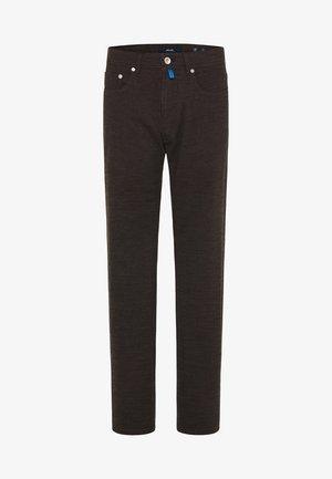 LYON - Straight leg jeans - hellbraun