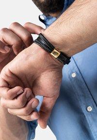 SERASAR - Bracelet - schwarz gold - 2