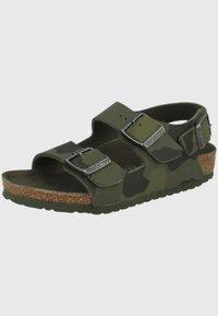 Birkenstock - MILANO - Sandals - green - 2