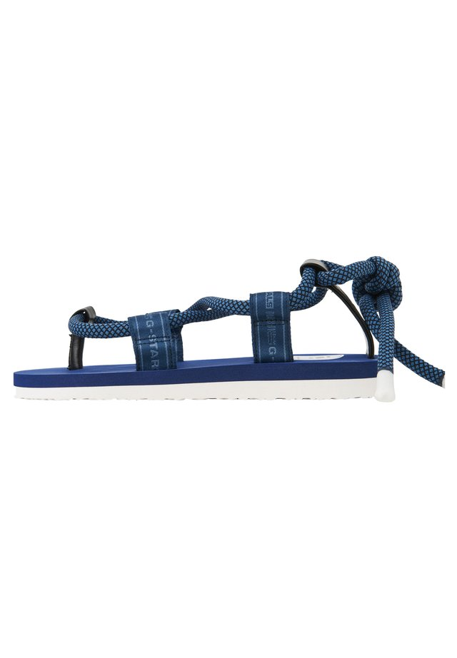 GHILLIE OG - Tongs - imperial blue/delft