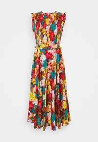 Thought - RAMO MEXICANO SHIRRING DRESS - Day dress - multi - 0