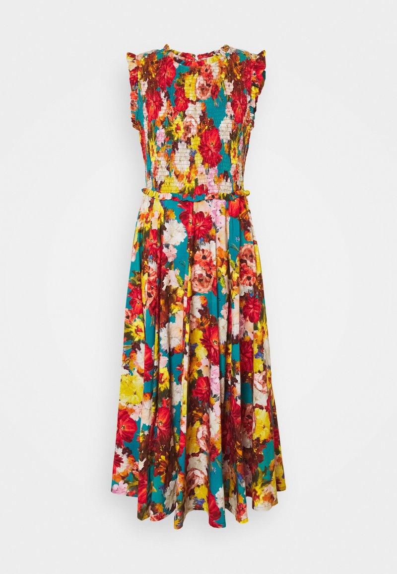 Thought - RAMO MEXICANO SHIRRING DRESS - Day dress - multi
