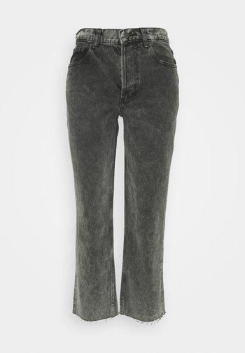 TOMMY - Straight leg jeans - toxic avenger