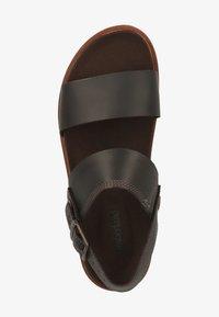 Timberland - TIMBERLAND SANDALEN - Walking sandals - canteen 9011 - 1