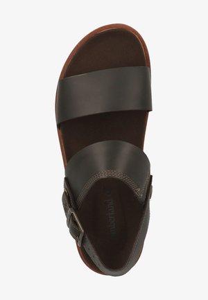 TIMBERLAND SANDALEN - Walking sandals - canteen 9011