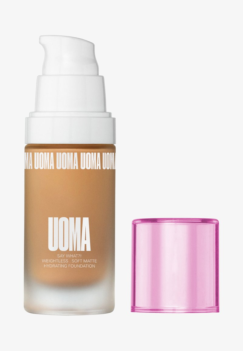 UOMA - SAY WHAT?! FOUNDATION - Fond de teint - t3w honey honey