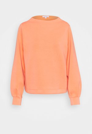 GAUMI - Long sleeved top - orange peel
