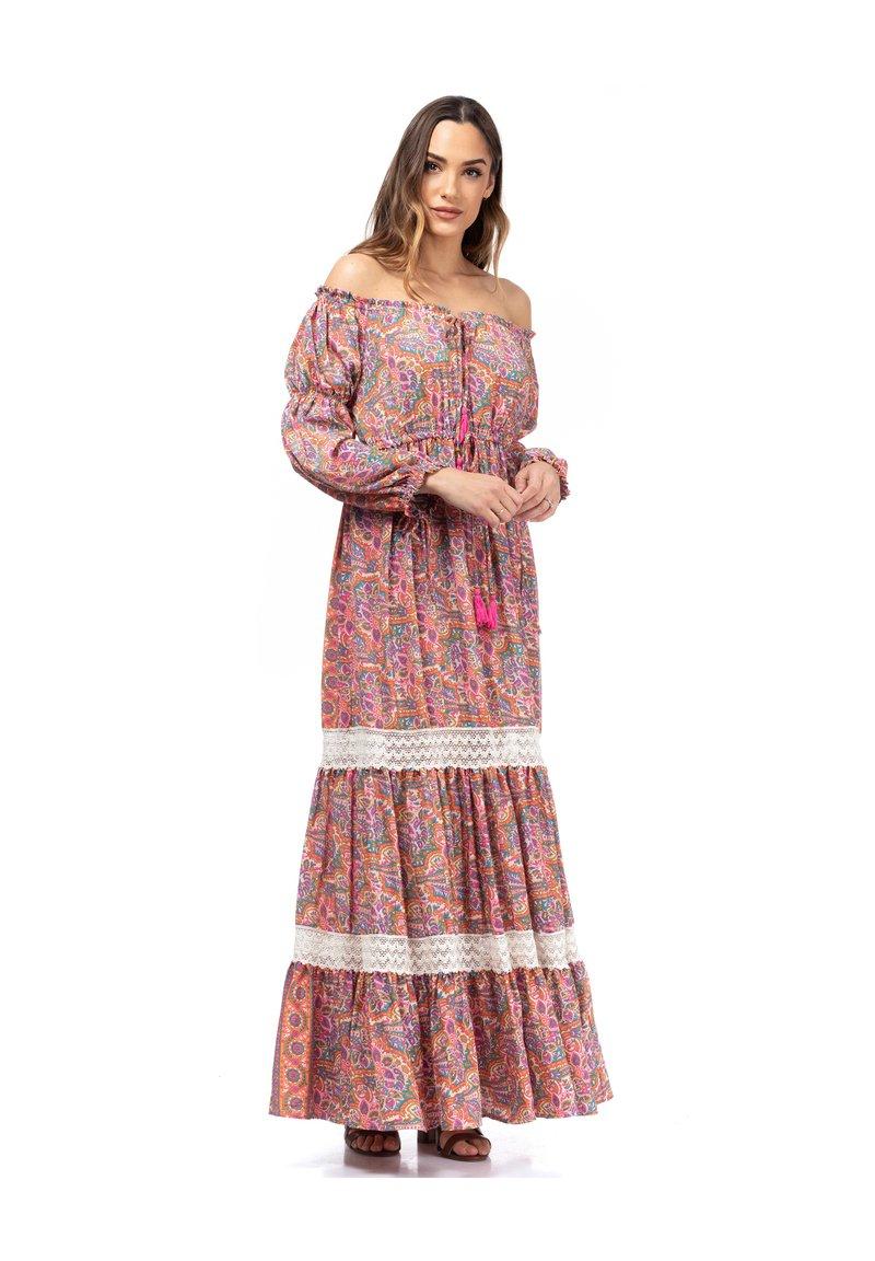 Tantra - Maxi dress - fucsia