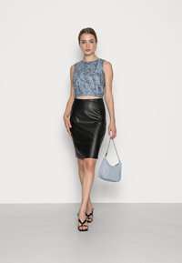 Lace & Beads - GABBY  - Toppi - blue - 1