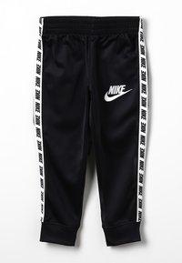 Nike Sportswear - NIKE BLOCK TAPING TRICOT SET - Tracksuit - black - 2