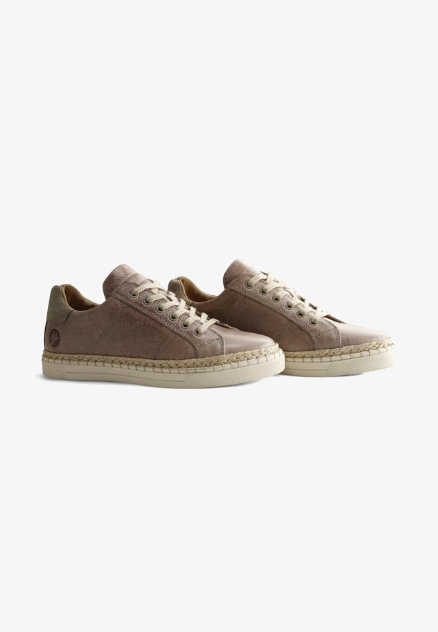 MOULINS  - Sneakers laag - taupe