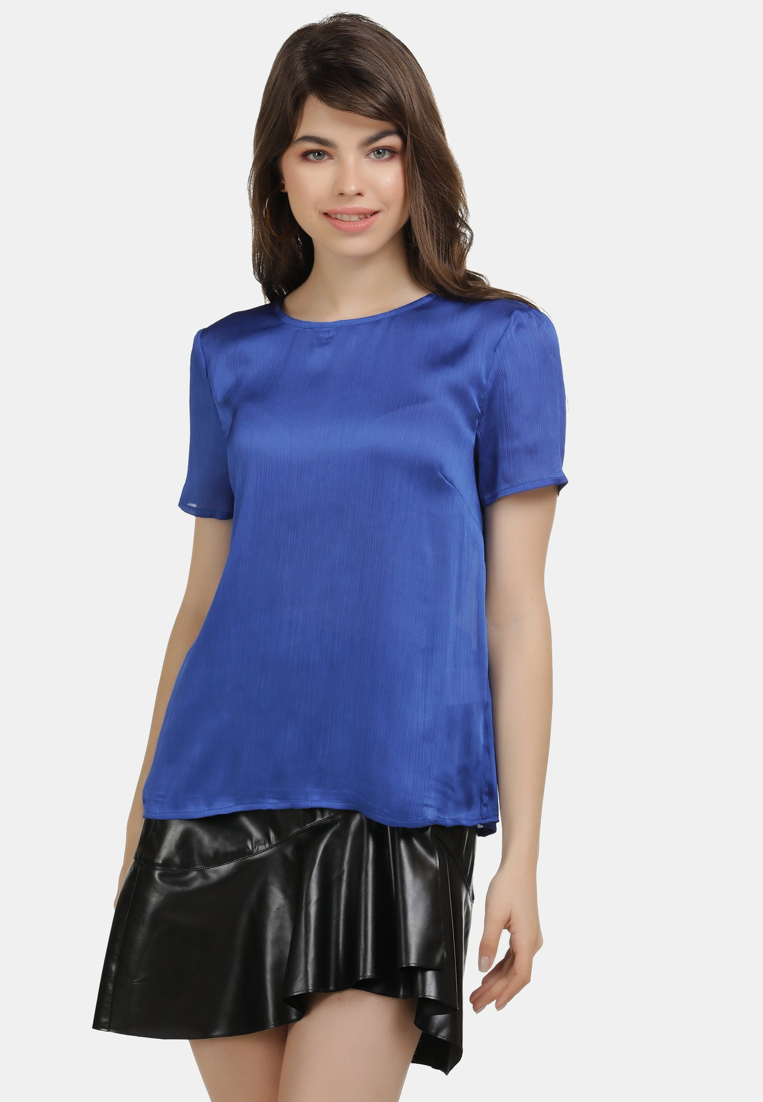 Order Women's Clothing myMo Blouse royal blue 3LP76iCQS