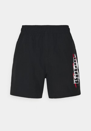 SUMMER SHORTS  - Sports shorts - black