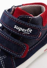 Superfit - MOPPY - Baby shoes - blau - 5