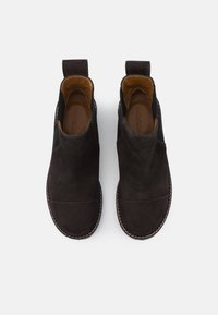 See by Chloé - MALLORY BOOTIE - Kotníkové boty - charcoal - 4