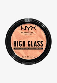 Nyx Professional Makeup - HIGH GLASS ILLUMINATING POWDER - Powder - moon glow - 0
