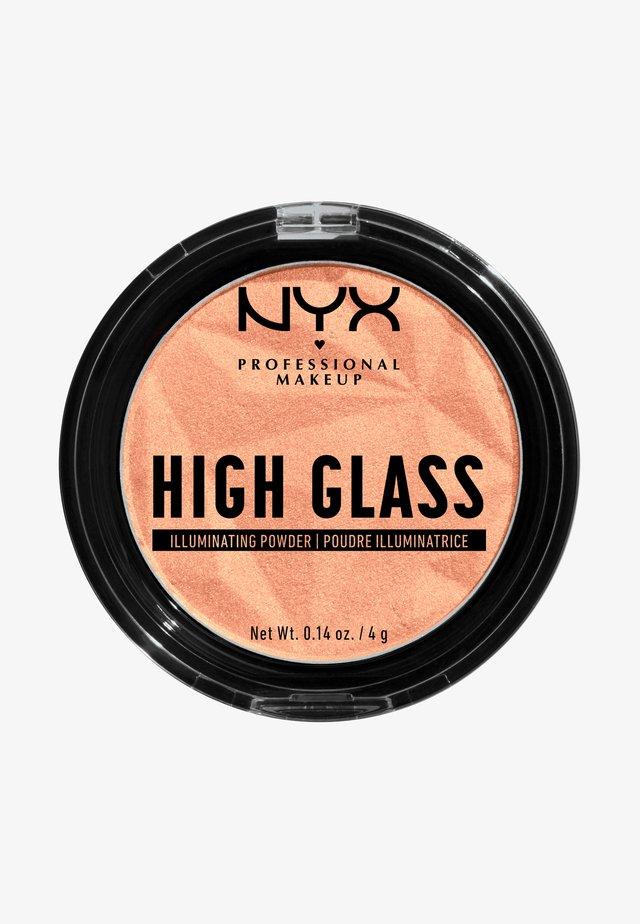 HIGH GLASS ILLUMINATING POWDER - Powder - moon glow