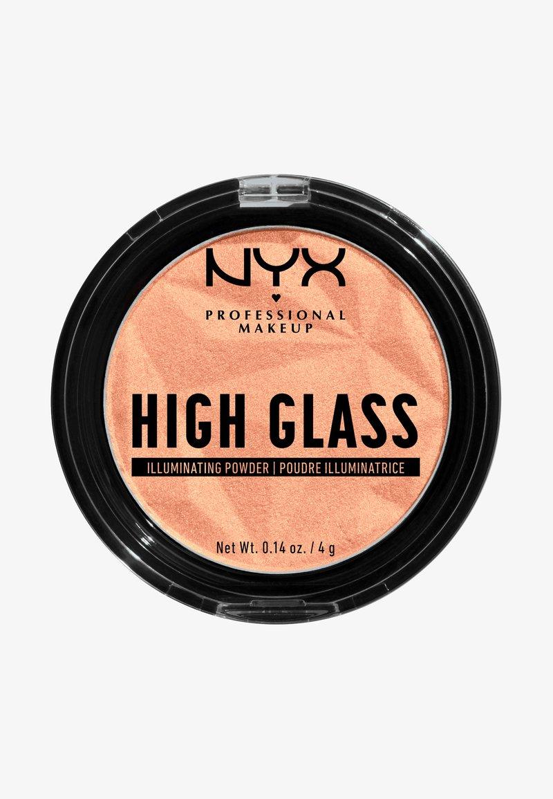 Nyx Professional Makeup - HIGH GLASS ILLUMINATING POWDER - Powder - moon glow