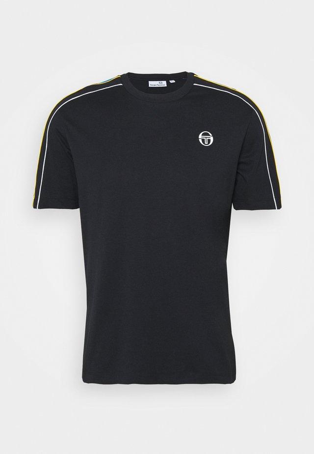 AMARILLIS  - T-shirt imprimé - anthracite