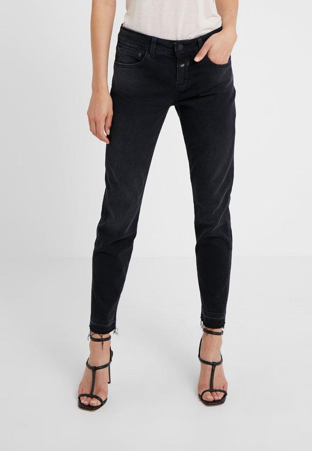 BAKER - Jean slim - black