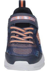Skechers - Trainers - navy/orange - 4