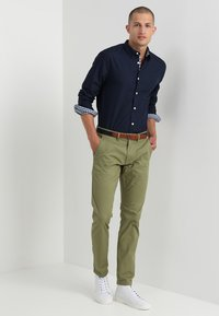 Pier One - Camisa - dark blue - 1