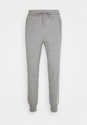COMBO - Tracksuit bottoms - mottled grey