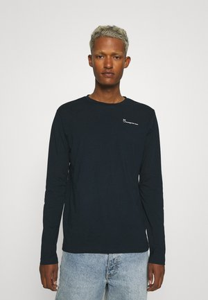 LOCUST TRANSFER TEE - Long sleeved top - total eclipse